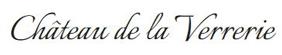 Château de la Verrerie dans le Cher, événements et mariages, restaurant et chasses Logo
